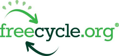 Get free second hand stuff with freecycle